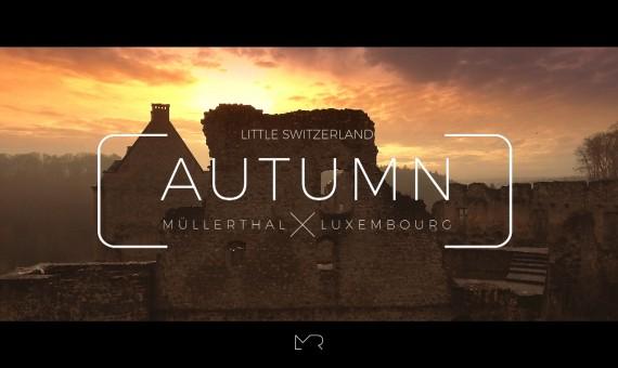 Autumn Colors Mullerthal Region