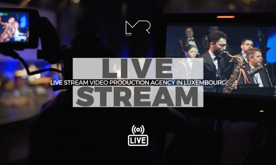 Live stream Showreel